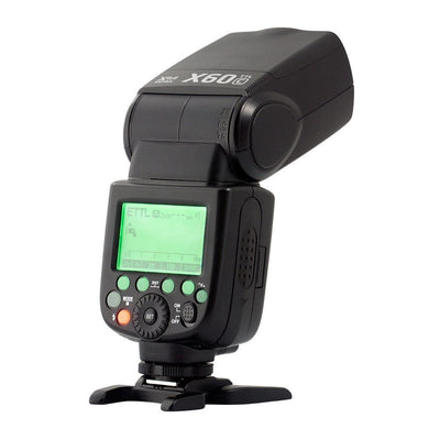 Strobepro X60C TTL Wireless Speedlite - Canon - Strobepro Studio Lighting