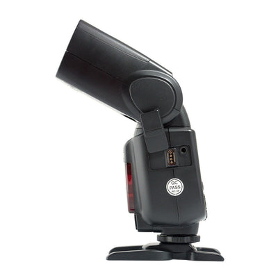Strobepro X60M HSS Wireless Speedlite - Manual - Strobepro Studio Lighting
