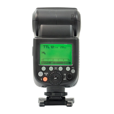Strobepro X60S TTL Wireless Speedlite - Sony - Strobepro Studio Lighting
