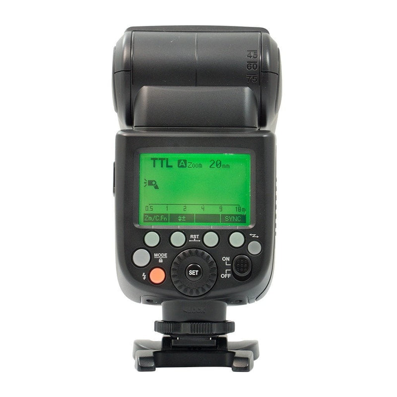 Strobepro X60S (Godox TT685S) TTL Wireless Speedlite - Sony - Strobepro Studio Lighting