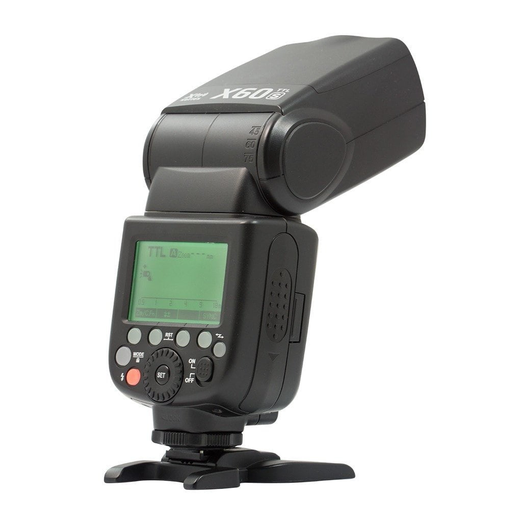 Strobepro X60s Godox Tt685s Ttl Wireless Speedlite Sony Flash Untuk Studio Lighting