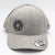 Strobepro Mid Profile Snapback Hat-HEATHER GREY