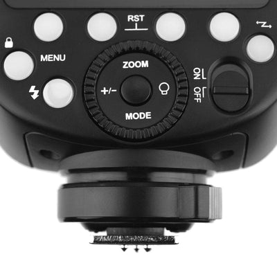 Godox V1C TTL Round Head Lithium Battery Speedlite for Canon - Strobepro Studio Lighting