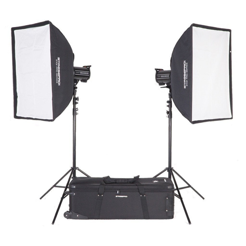 Strobepro XPRO 400W HSS Studio Lighting Kit  sc 1 th 225 : flash lighting - azcodes.com