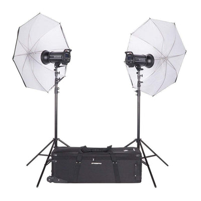 Strobepro 400M Studio Lighting Kit - Strobepro Studio Lighting