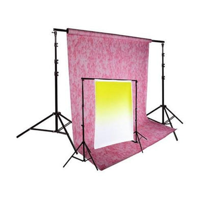 Background Stand Kit with Case - Strobepro Studio Lighting