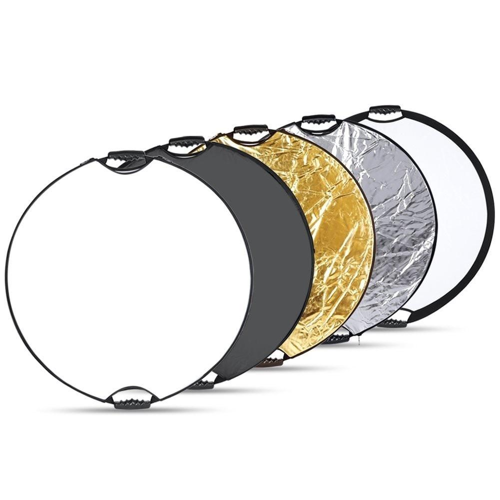 """32"""" 5 In 1 Folding Reflector with Handles"""
