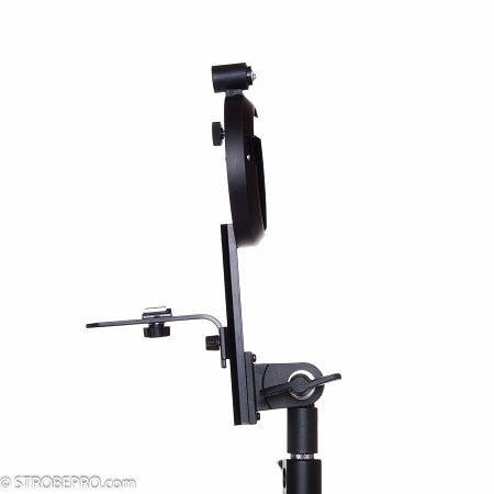 Flash Bracket Adapter-Single Mount - Strobepro Studio Lighting