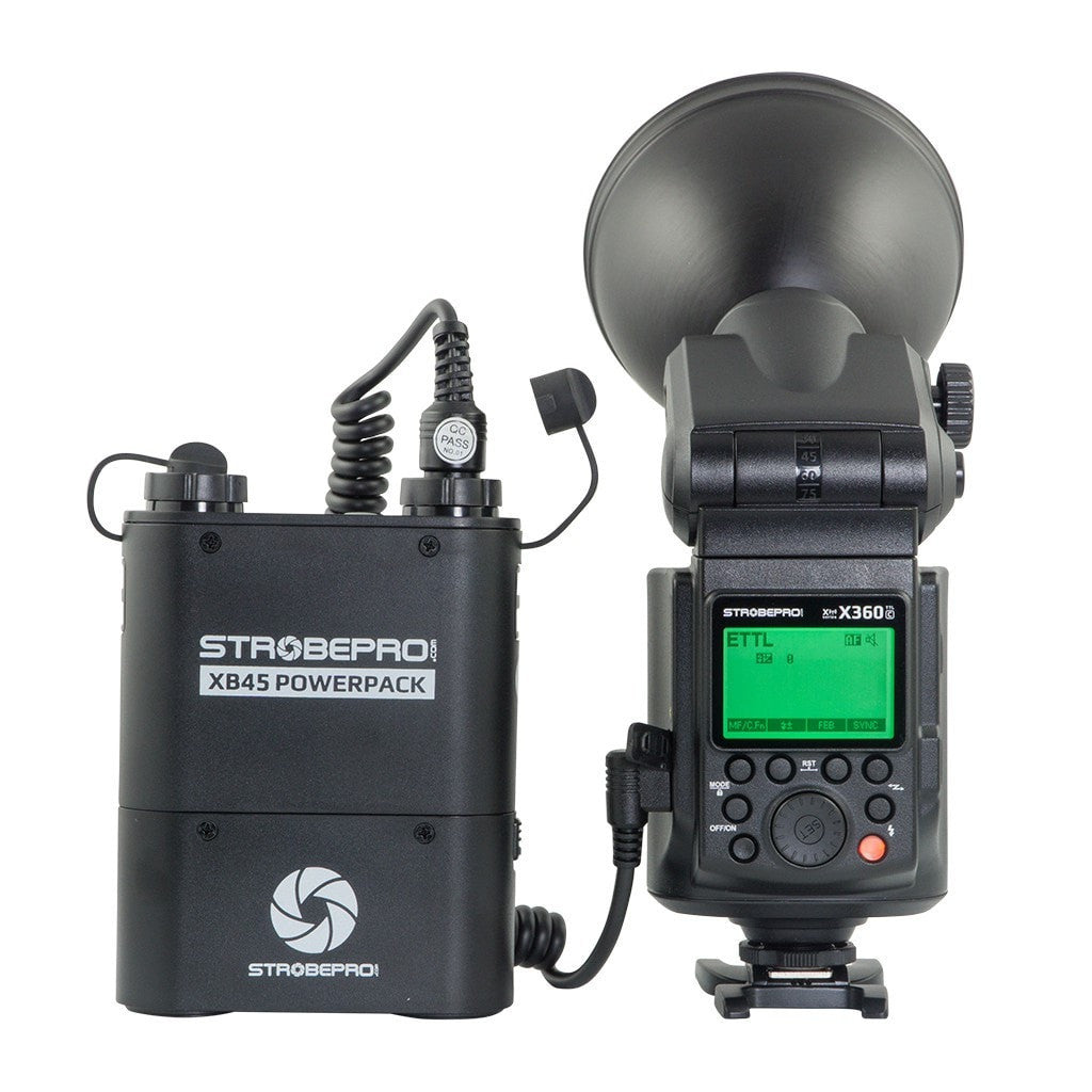 Speedlite Strobepro Studio Lighting Godox V350s Ttl Camera Flash Sony X360c Ad360ii C Kit