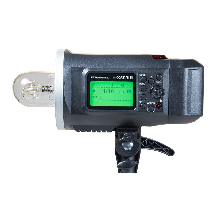Strobepro X600II HSS M Battery Powered Wireless Strobe