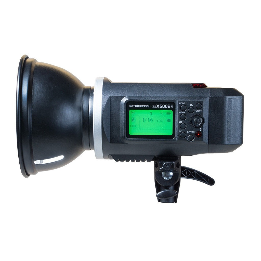 Strobepro X600II HSS M (Godox AD600BM) Battery Powered Wireless Strobe