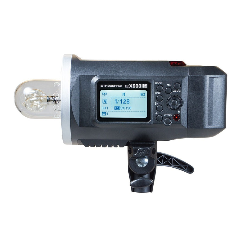 Strobepro X600II TTL Battery Powered Wireless Strobe for Canon-Nikon-Sony