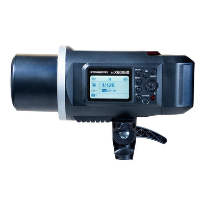 Strobepro X600II TTL (Godox AD600B) Battery Powered Wireless Strobe - Strobepro Studio Lighting