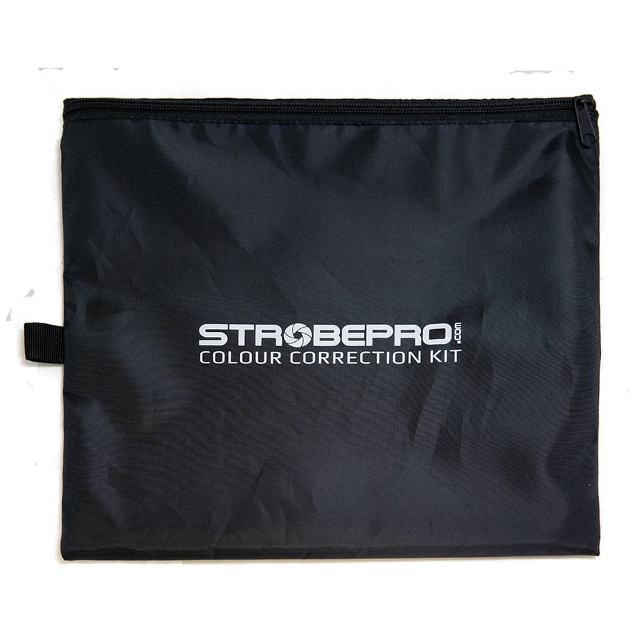 Strobepro Colour Correction Gel Kit - Strobepro Studio Lighting