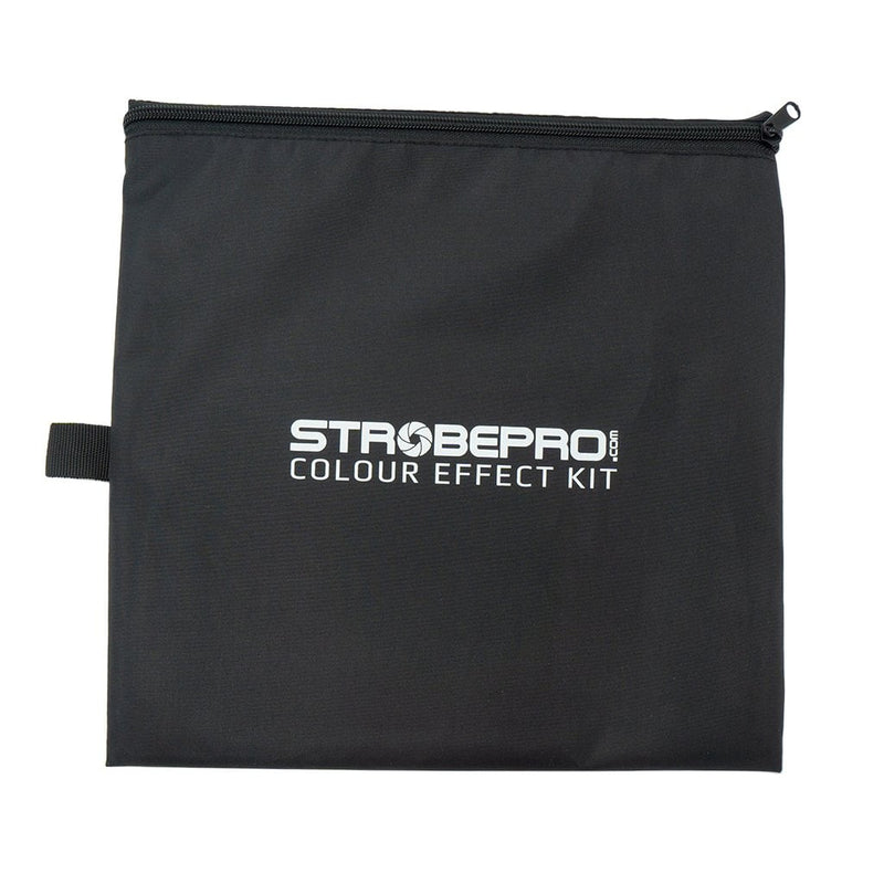 Strobepro Colour Effect Gel Kit - Strobepro Studio Lighting