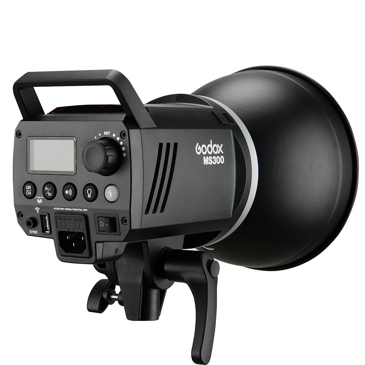 Godox MS300 Manual Compact Studio Strobe