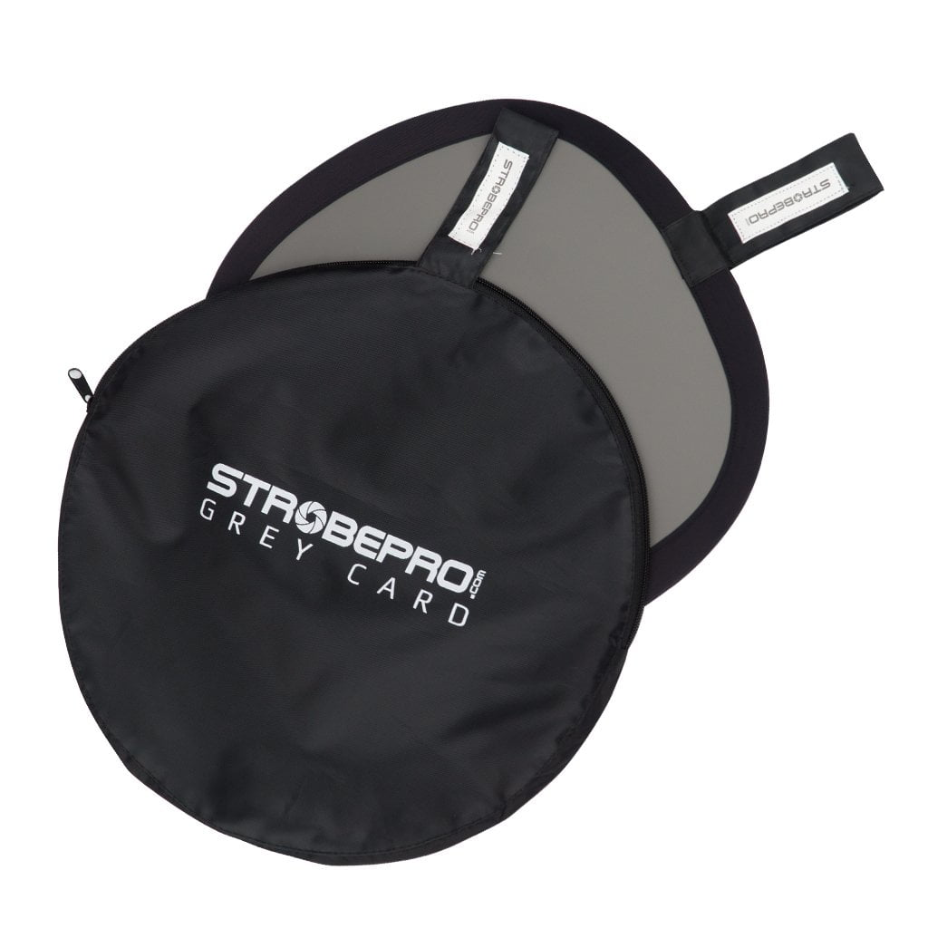 Strobepro Reversible Grey Card - Strobepro Studio Lighting