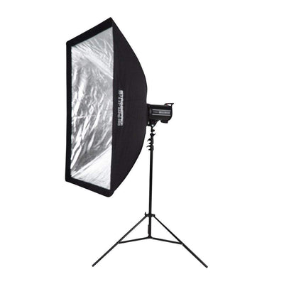 32x47 Inch Rapid Pro Folding Umbrella Softbox - MEDIUM - Strobepro Studio Lighting