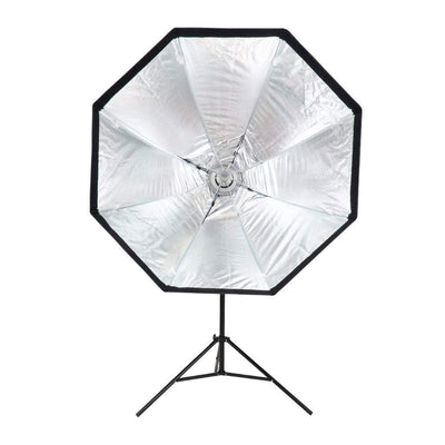 47 Inch Rapid Pro Folding Umbrella Octabox - MEDIUM - Strobepro Studio Lighting