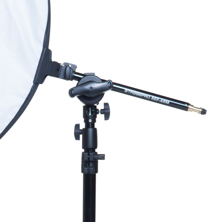 Reflector Arm Holder II with Bracket - Strobepro Studio Lighting