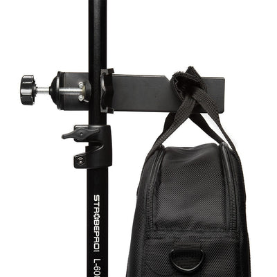 Single Background Brackets - Stand Mount - For Lifting Shaft - Strobepro Studio Lighting