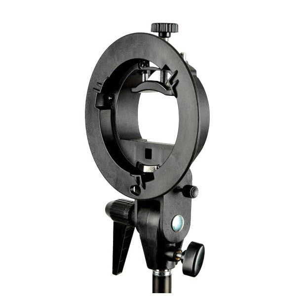 Strobepro Speedlite Flash Bracket - Strobepro Studio Lighting