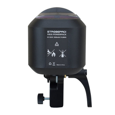 STROBEPRO X600 PRO TTL (GODOX AD600 PRO) BATTERY POWERED WIRELESS STROBE - Strobepro Studio Lighting
