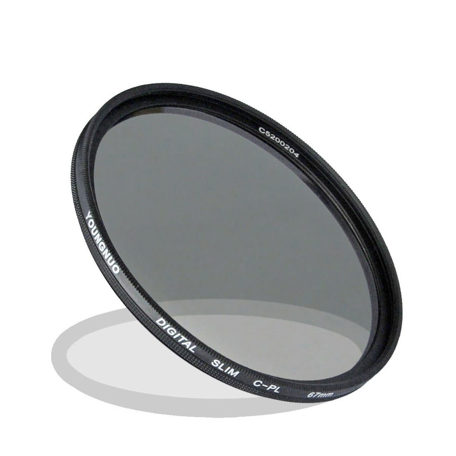 Yongnuo Variable CPL Slim Circular Polarizer Filter - Strobepro Studio Lighting