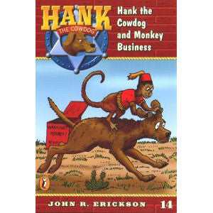 Hank the Cowdog: Hank the Cowdog & Monkey Business #14 Book