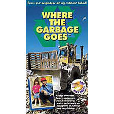 Where the Garbage Goes DVD