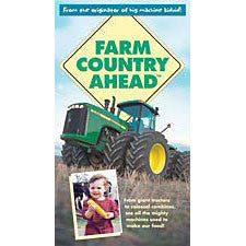 Farm Country Ahead DVD