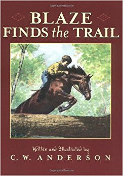 Billy & Blaze: Blaze Finds the Trail