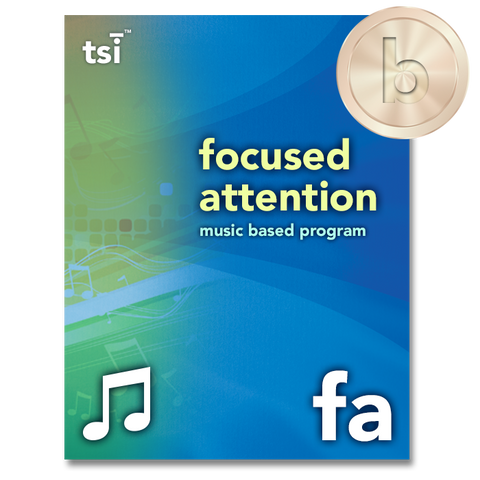 TSI: Focused Attention Program - Bronze