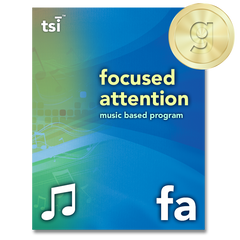 TSI: Focused Attention Program - Gold