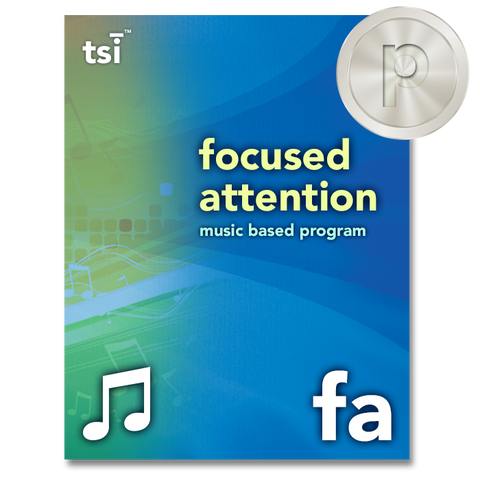 TSI: Focused Attention Program - Platinum