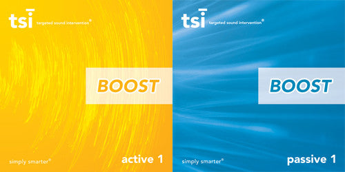 TSI: Boost - Set 1 (3 CDs)