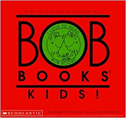 Bob Books: Level B Set 1 Beginning Readers