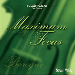 Sound Health Premium: Maximum Focus