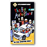 The Big Auto Plant DVD