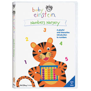 Baby Einstein Numbers Nursery DVD