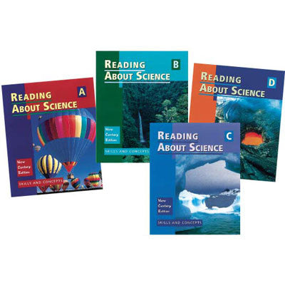 Reading About Science: Book B