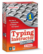 Typing Instructor - Platinum - (Windows)