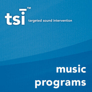 TSI - Targeted Sound Intervention Products