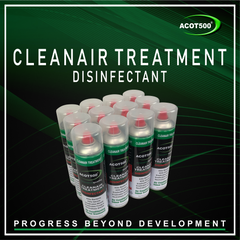 Clean air disinfectant