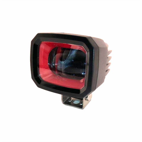 Forklift Curtain Light Red LED