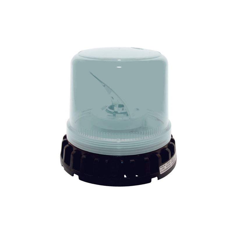 Clear LED Rotating Beacon