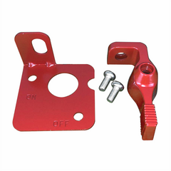 Isolator Lever Lockout
