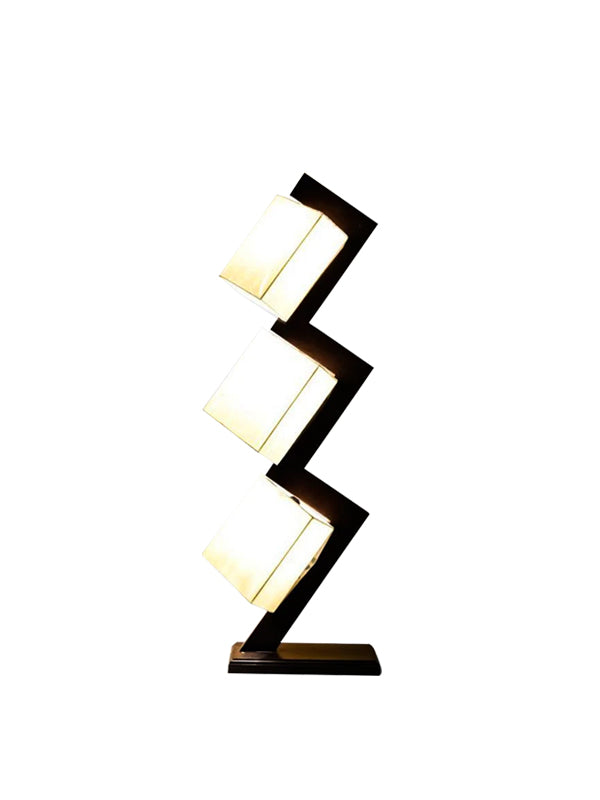 Z-Shaped Floor Lamp
