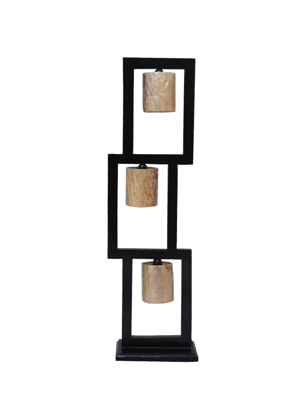 Cubic Square Floor Lamp