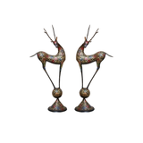 Standing Deer Decorative Figurine
